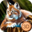 Lynx Family Wildlife Survival Simulator