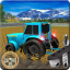 Tractor Driving in Farm  Extreme Transport Games