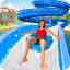 Water Park Snow Ride Free Slide Games