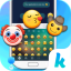 Free Samsung Emoji for Kika Keyboard + Emoticons
