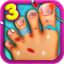 Médico de uñas 3 - Casual Game