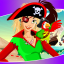 Pirate Girl Dress Up Games