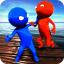 Beast Wrestling of Gangsters Stickman Fighting