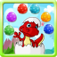 Dinosaur Bubble Shooter