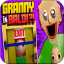 Baldi is Scary Granny Mod