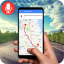 Voice GPS Driving Directions  Live Navigation