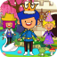 My Pretend Fairytale Land  Kids Royal Family Game