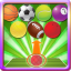 Bubble Shooter Sports