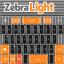 Free Zebra Light Up Keyboard