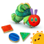 Very Hungry Caterpillar Shapes