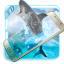 3D Roar Angry Shark Launcher