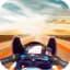 Motor Simulator On Extreme Race