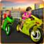 Kids MotorBike Rider Race 3D