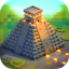 Aztec Craft Ancient Blocky City Building Games 3D