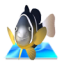 Aqua 3D for Mac OS X Screensaver