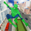 Spider Superhero City Battle