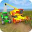 Forage Tractor Farming Drive