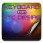 Keyboard for HTC Desire