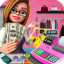 Shopping Mall Girl Cashier Game - Cash Register