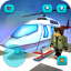 Helicopter Craft: Flying  Crafting Game 2018