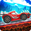 Smash and drive orc destruction racing game