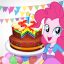 Princess Pink Birthday Bakery Story