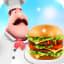 Kitchen Food Court Craze: Cooking Simulation