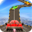 Impossible Stunt CarDriving Track: Ramp Car Stunts