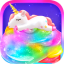 Slimes Games: Unicorn Chef Cooking Games for Girls