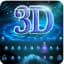 Neon 3D Hologram Keyboard