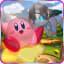 Amazing Kirby candy world