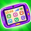 Babyphone  tablet - baby learning games drawing
