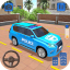 US Police Spooky Jeep Parking Simulator New Games