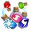 Magic Blender - Magic Potions - Match 3