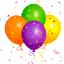 Plantilla invitación para fiesta de cumpleaños para Word