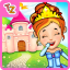 My Princess Town - Doll House Games for Kids