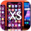 xs launcher ios 12 - ilauncher icon pack  themes