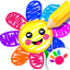 Drawing Academy Learning Coloring Games for Kids