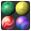Exploding Marbles!