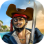 Caribbean Pirates Pogo Jump