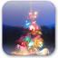 Temat Holiday Lights Windows 7