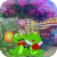 Kavi Escape Game 596 Lovely Frogs Escape Game