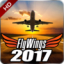 FlyWings Flight Simulator 2017