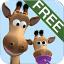 Gina la girafe qui parle
