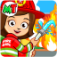 Fireman Fire Station  Fire Truck Game for KIDS