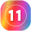 iOS 11 Icon Pack Pro  Free Icon Pack 2019