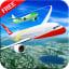 Airplane Pilot Flight Race Simulator