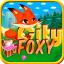Runner Platformer City Foxy