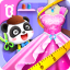 Baby Pandas Fashion Dress Up Game