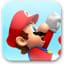 New Super Mario Bros. Wii Papel de parede
